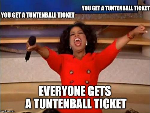 Oprah schenkt Tuntenball Tickets