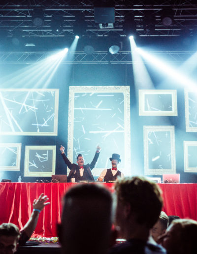 Cirque de la nuit Soundsystem