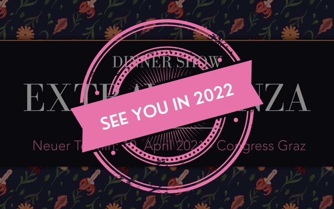 Tuntenball Dinner Show 2021 findet nicht statt!